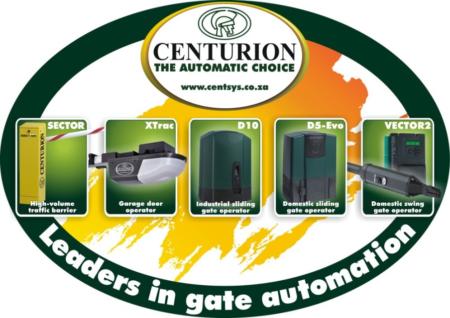 Centurion gate automation in bloemfontein eec secure for Garage motor installation cost