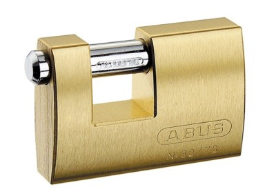 70 mm Brass Pad Locks