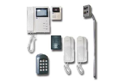 EEC Secure Intercoms