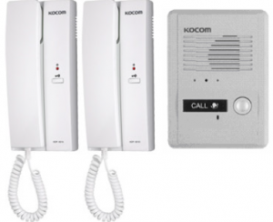 Kocom Intercom 1 to 2