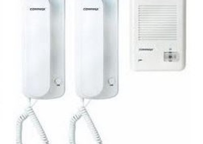 commax intercom single handset 1 to 2