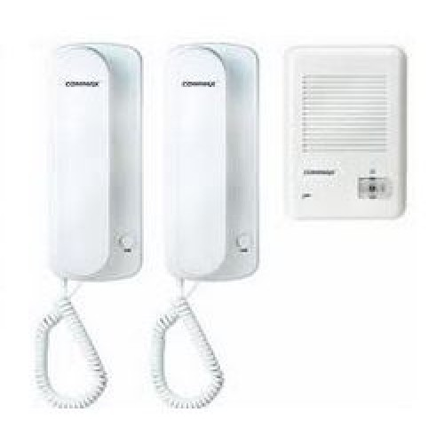 Comax intercom single handset 1 to 2